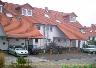 Verputze Neubauten in Dreieich