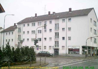 WDVS Projekt incl. Oberputz in Langen